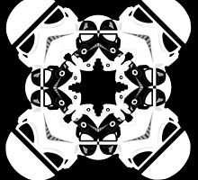 Kaleidostormtrooper by DocHackenbush