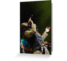 The wonderful Jimmy Cliff 1 (c)(t) by expressive photos ! Olao-Olavia by Okaio Créations   Greeting Card