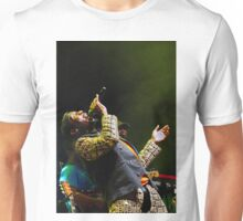 The wonderful Jimmy Cliff 1 (c)(t) by expressive photos ! Olao-Olavia by Okaio Créations   Unisex T-Shirt