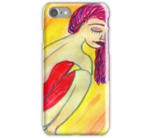 Body lips iPhone Case/Skin