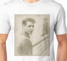 Eddie Cochran Vintage Singer Unisex T-Shirt