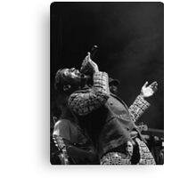 The wonderful Jimmy Cliff 1 (n&b)(t) by expressive photos ! Olao-Olavia by Okaio Créations   Canvas Print