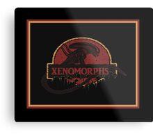 xenomorph (alien ) Metal Print