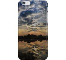 Lake Cloudscape iPhone Case/Skin