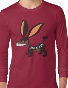 JACK-ASS Long Sleeve T-Shirt