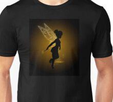 Tinkerbell Silhouette Unisex T-Shirt
