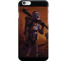 Geonosis at war iPhone Case/Skin
