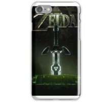 Zelda Master Sword iPhone Case/Skin