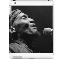 The wonderful Jimmy Cliff 2 (n&b)(t) by expressive photos ! Olao-Olavia by Okaio Créations   iPad Case/Skin
