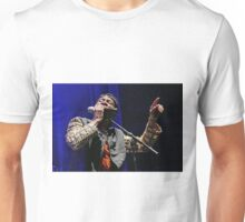 The wonderful Jimmy Cliff 3 (c)(t) by expressive photos ! Olao-Olavia by Okaio Créations   Unisex T-Shirt