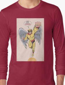 Harvey Birdman Long Sleeve T-Shirt
