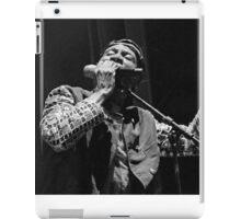 The wonderful Jimmy Cliff 3 (n&b)(t) by expressive photos ! Olao-Olavia by Okaio Créations   iPad Case/Skin