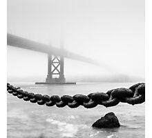 Morning Fog Photographic Print