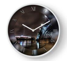 National Stadion, Poniatowski Bridge, Warsaw, Poland Clock