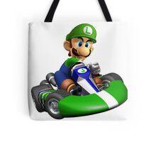 Luigi Kart Tote Bag