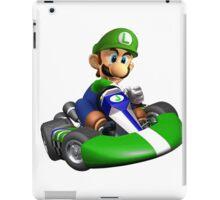 Luigi Kart iPad Case/Skin