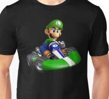 Luigi Kart Unisex T-Shirt