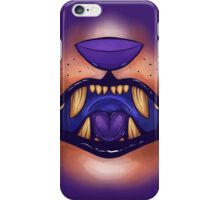 Mouth 4 iPhone Case/Skin