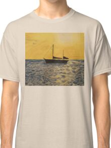 Sails in the Sunset Classic T-Shirt