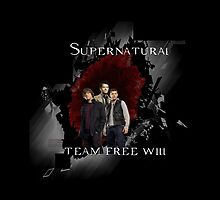 Team Free Will v3 by MishaHead