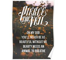 Pierce the Veil Poster Poster