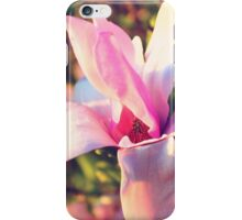 Pink Magnolia iPhone Case/Skin