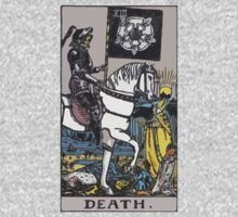 Tarot- Death by cadellin