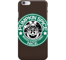 Power Spice Girls iPhone Case/Skin