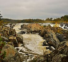 Great Falls by Terry Everson