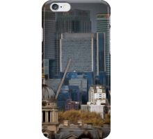 Canary Wharf London iPhone Case/Skin