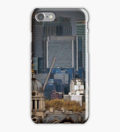 Canary Wharf London iPhone Case/Skin