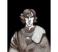 The Hollow Crown - Shakespeare's Richard III (brown) Photographic Print
