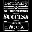 Dictionary by Lou Patrick Mackay