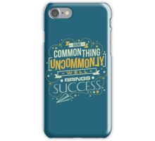 Uncommon Things iPhone Case/Skin