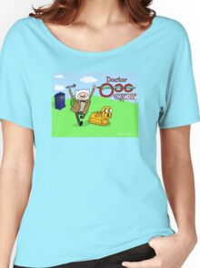 Doctor Ooo: Adventure Timelord Women's Relaxed Fit T-Shirt
