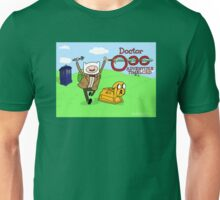 Doctor Ooo: Adventure Timelord Unisex T-Shirt