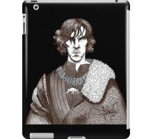 The Hollow Crown - Shakespeare's Richard III (brown) iPad Case/Skin