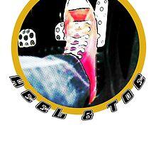 Heel & Toe by artguy24