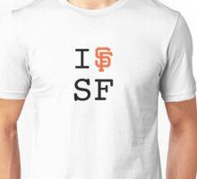 I SF SF Unisex T-Shirt
