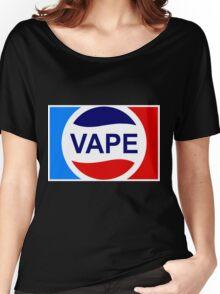 Vape Women's Relaxed Fit T-Shirt