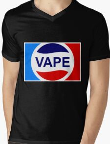Vape Mens V-Neck T-Shirt