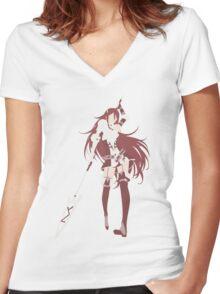Fire Emblem: Awakening - Cordelia Women's Fitted V-Neck T-Shirt