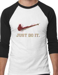 Negan - The Walking Dead Men's Baseball ¾ T-Shirt