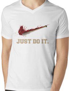 Negan - The Walking Dead Mens V-Neck T-Shirt