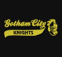 Gotham City Knights by mikeonmic