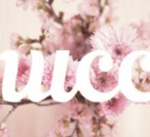 Hucci Floral  Sticker