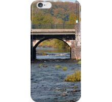 Bridge Over the Maine. iPhone Case/Skin