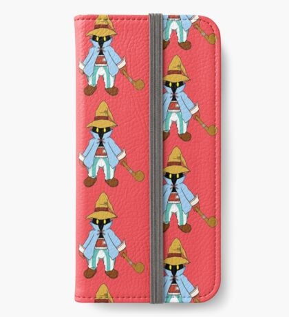 The Black Mage - Cherry iPhone Wallet/Case/Skin