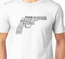 CSGO R8 Revolver Unisex T-Shirt