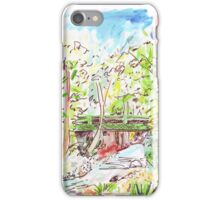 Hobart Rivulet iPhone Case/Skin